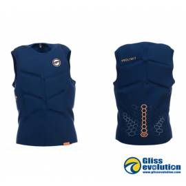 Vest Stretch Half Padded