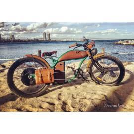 Rayvolt Cruzer vélo électrique vintage