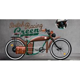 rayvolt vélo électrique vintage Extension de selle