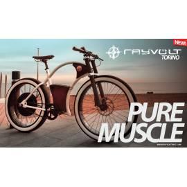 Rayvolt torino vélo électrique vintage