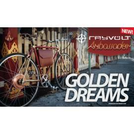 Rayvolt ambassador vélo électrique vintage