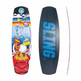 Planche de wake - Coalition 2020 - Slingshot Wakeboard