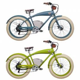 Vélo électrique Rayvolt beachin'
