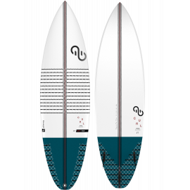 Planche de surf kite Eleveight Curl PRO 2021