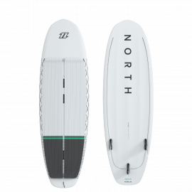 CROSS  planche de kitesurf Surf NORTH KITEBOARDING 2021 : Freeride surf