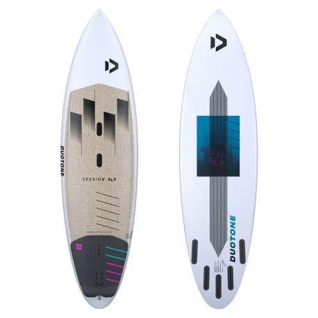 Planche de surfkite Duotone SESSION SLS 2021