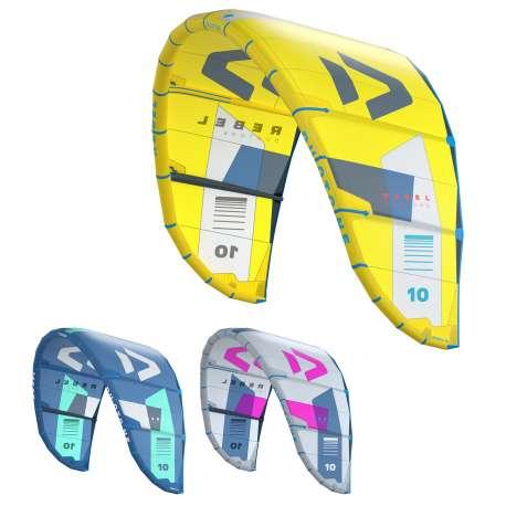 Aile de kite Duotone kiteboarding REBEL 2021