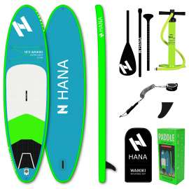 Pack Stand Up Paddle SUP'AIR WAIKIKI LIGHT 10 HANA