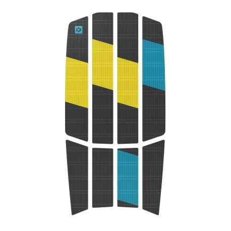 Traction Pad Team Front Jaune  (8 pièces) 2021