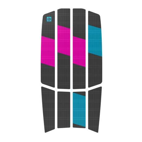 Traction Pad Team Front Rose (8 pièces) 2021