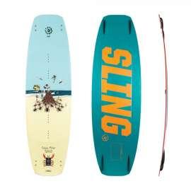 Planche de wake - Solo 2020 - Slingshot Wakeboard