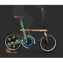Rayvolt XS vélo électrique pliable