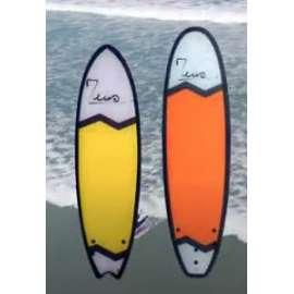 Zeus surf board Fish 6'2