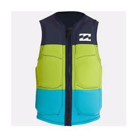 impact vest Billabong