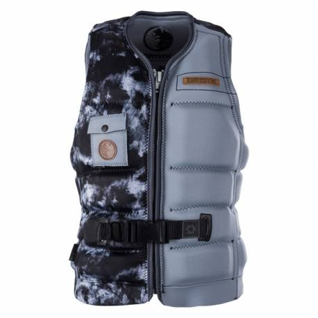 Mystic Cable Rats Impact Vest Fzip Wake