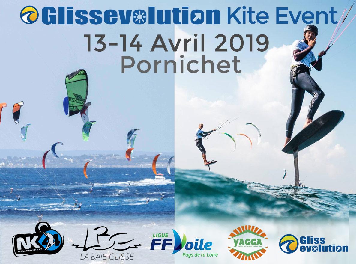 Glissevolution Kite Event : Raid sans classement et Foil Cup Challenge ouverte à tous