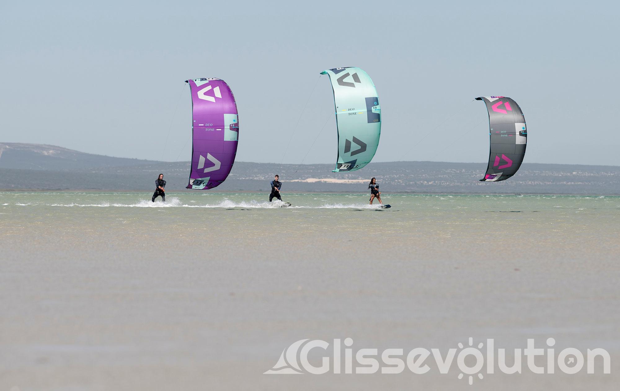 Aile de kite DICE - Duotone Kiteboarding 2021