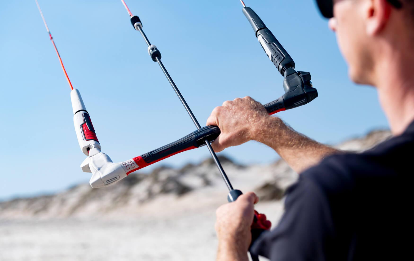 Barre de kitesurf - Click Bar - Duotone kiteboarding 2021