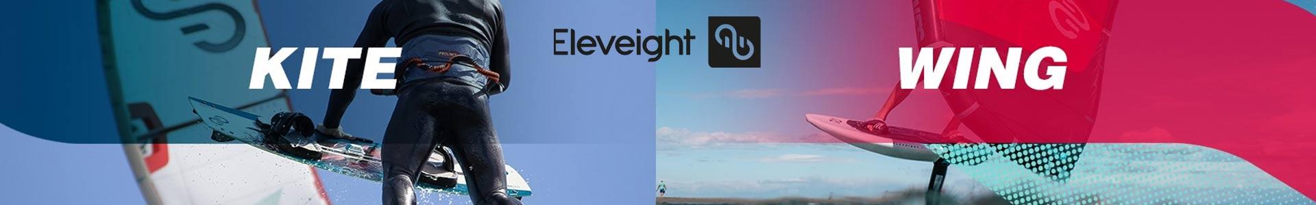 Présentation de la marque de kitesurf Eleveight Kites