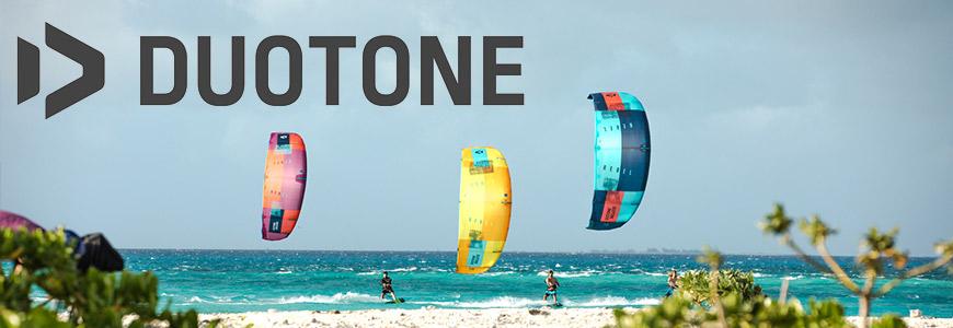 duotone kiteboarding - aile et planche de kitesurf