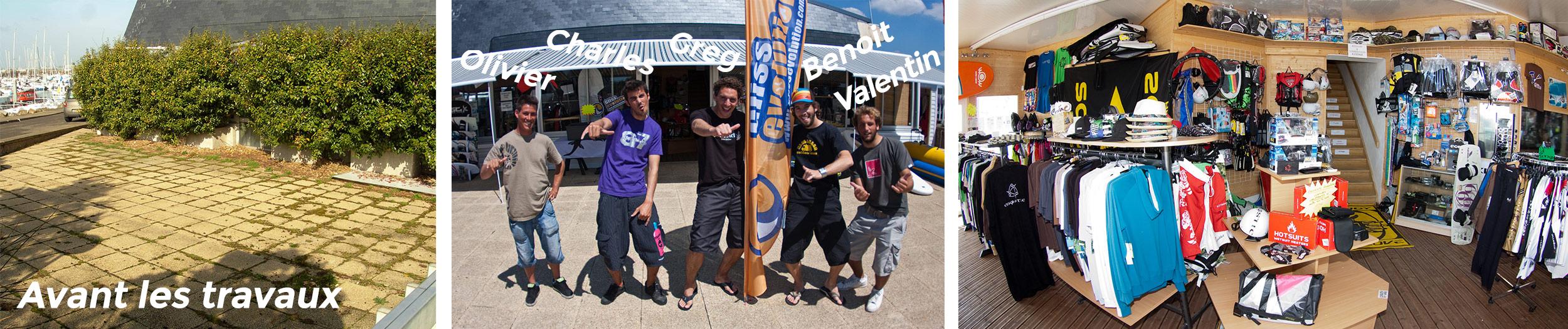 2009-magasin-de-kitesurf-port-de-Pornichet-kite-Slingshot-Airush-Starkite-Liquid-Force