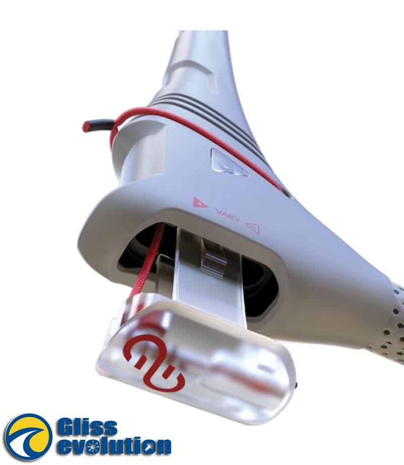 Kitesurf : Comment choisir la taille de sa barre de kite. La petite ou la grande
