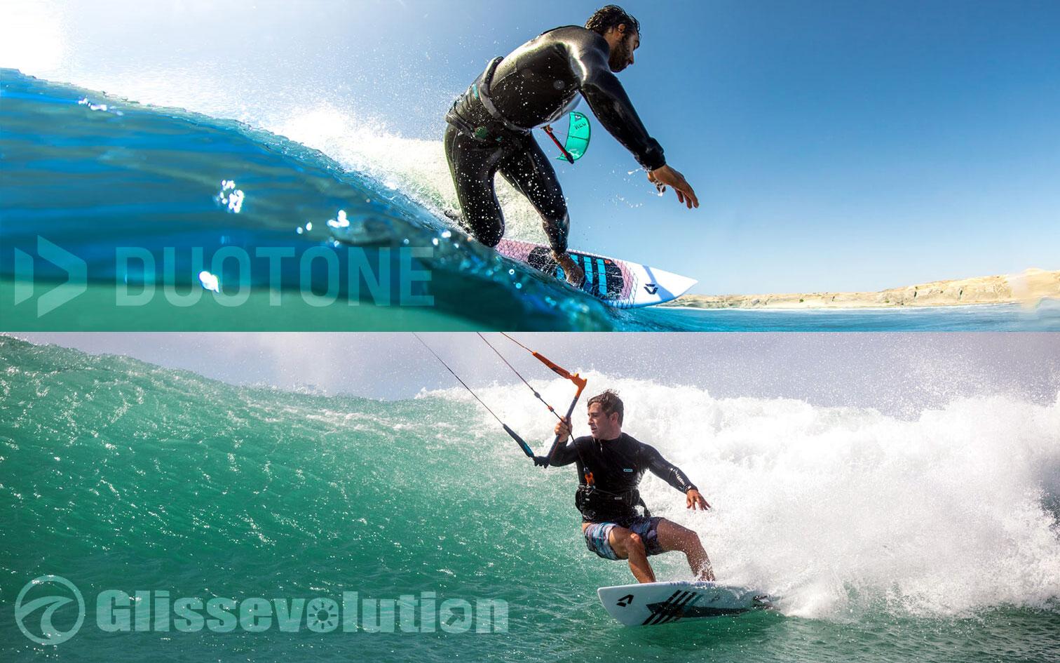 Planches de surfkite Duotone kiteboarding 2020