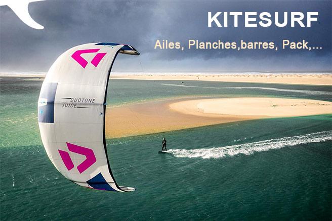 ailes et planches de kitesurf, eleveight, duotone, hb surfkite, sabfoil
