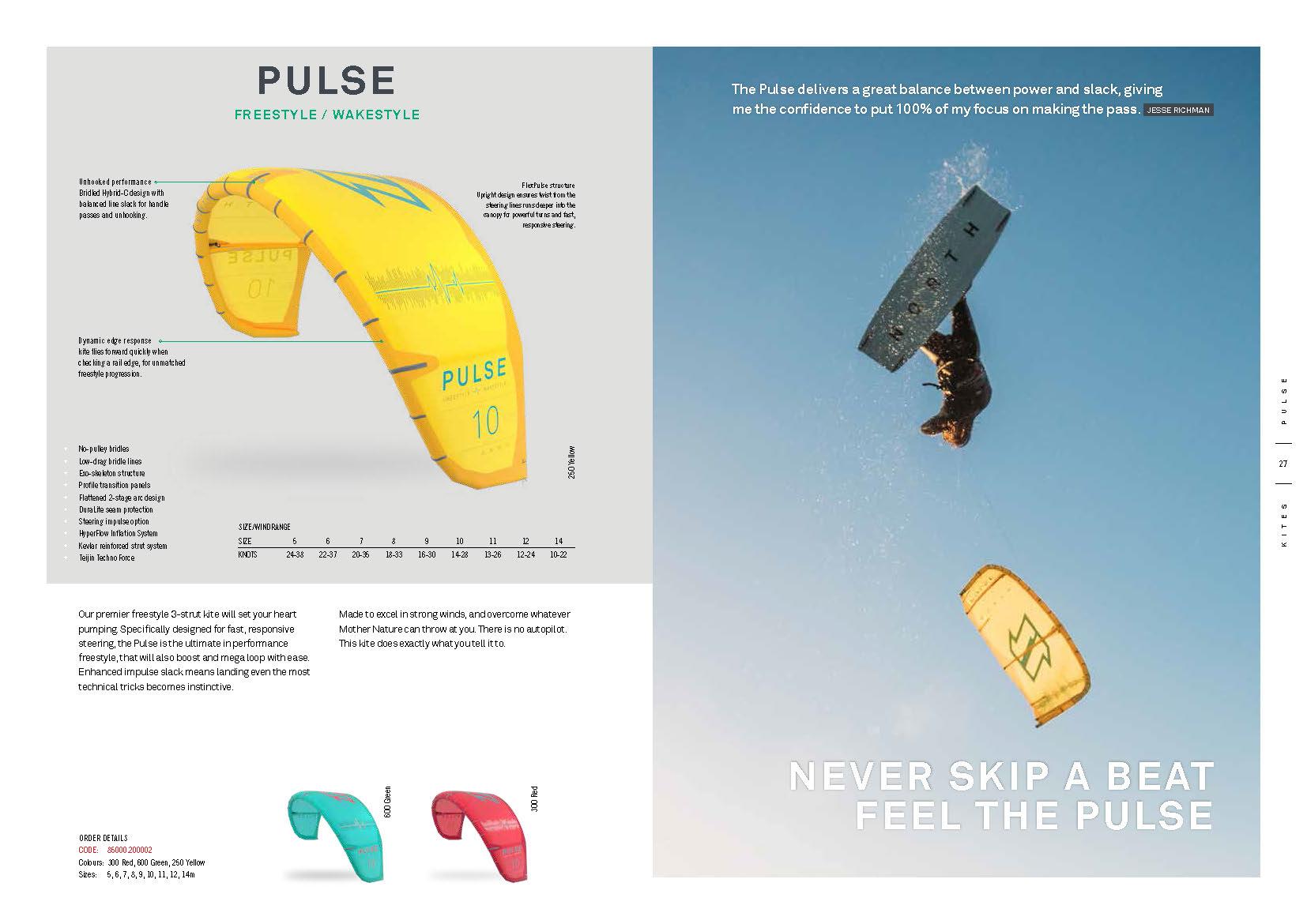 North_kite_pulse-2020-aile-de-kitesurf
