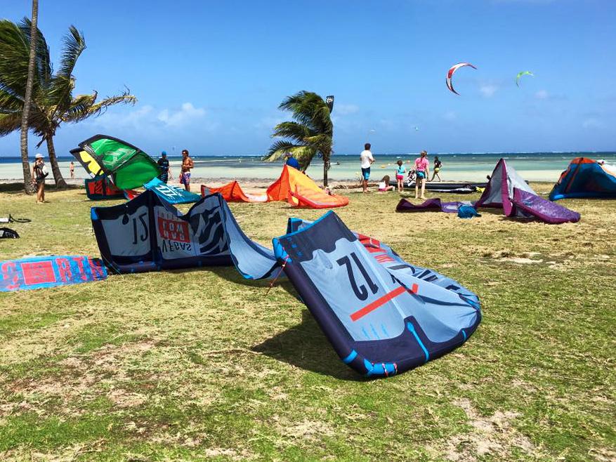 martinique le vauclin kite wing foil