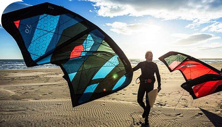 Hb surfkite 2021 legion anti lafayette kitesurf surfkite wingfoil flair