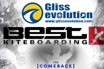 Bestkiteboarding - La renaissance ! Disponible à GlissEvolution.