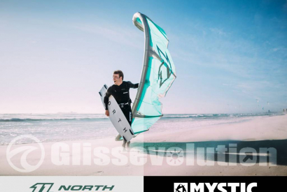 North Kiteboarding et Mystic fusionnent !!!