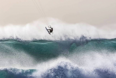 Vidéo : Kiteboarding in Cape Verde - The new Stance webstory