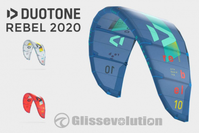 Aile de kite Duotone Rebel 2020