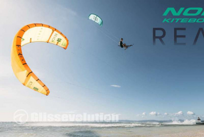 La REACH, nouvelle aile North Kiteboarding 2020