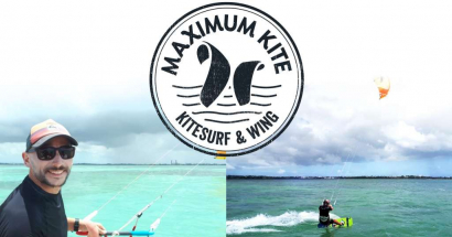 Maximum Kite - Ecole de Kite & Wing en Guadeloupe